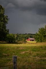 Blíží se bouřka