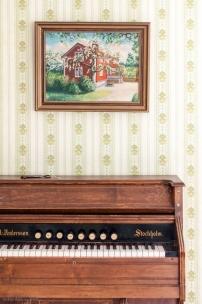 Malba našeho domečku v našem domečku