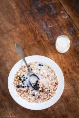 Snídaně na farmě
